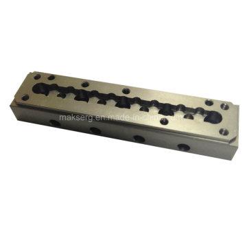 Hardware anodizado de aleación CNC de precisión