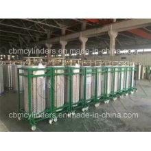 Transportable Cryogenic Liquid Nitrogen Oxygen Dewar Cylinders