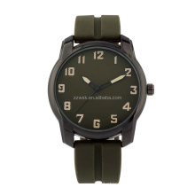 OEM custom WATCH for men silicon strap watches