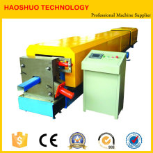 Hochwertige Stahl-Fallrohr-Rollformmaschine, Produktionslinie