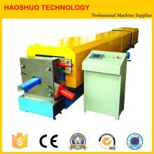 Máquina formadora de rolo de tubo inferior de aço de alta qualidade, linha de produção