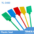 Plastic Label Security Seals with Big Marking Area (YL-S400)