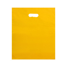 Die Cut PE Plastic Bag Shopping Bag