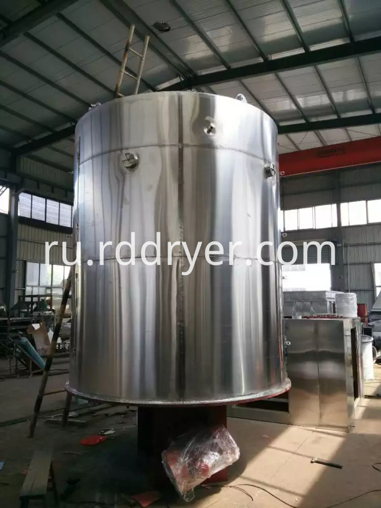 Continuous Disc Drying Machine Product