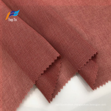 Cheap Pink 100% Polyester Mesh Ladies Woven Fabric
