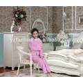 Toison peignoirs de bain pour femmes, vêtements de nuit pour les femmes de la bonne qualité