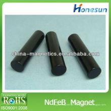 Ímãs de ndfeb/neodímio N42 disco cola epoxy revestimento vendas a granel