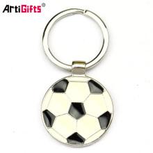 Usine directe en gros Promotion Personnalisé Pas Cher Souvenir Keychain Soccer