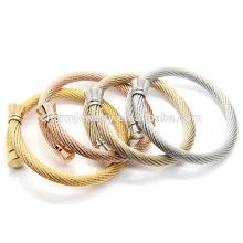 Neues Design Modeschmuck Edelstahl Armband GSL001