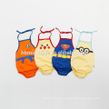 2017 summer hot selling baby jump suit most popular 100% cotton baby plain romper