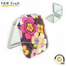 Personalize Printed Flower Vanity Mirror for Promotion Ym1159