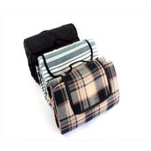 Наружное одеяло из флиса для пикника