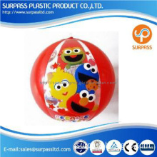 cartoon inflatable water ball for fun