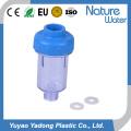 Eine Stufe klar Waschmaschine Wasserfilter