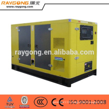 120kw 150kva diesel generator set silent type sound proof sound proof diesel generator