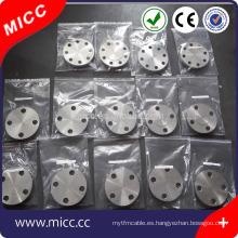MICC brida ciega de acero inoxidable SS316 clase 300
