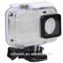 Hot 40m Diving Waterproof Case for Xiaomi Xiaoyi YI Sports Camera II 2 Case for Xiaomi YI 4K Action Camera 2 Protective Housing