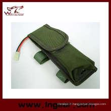 Tactical Aeg externe grande pochette sac batterie pour Mini batterie
