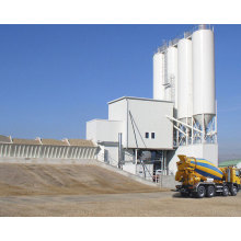 German  Dry Mix Concrete Batching Plants