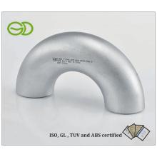 ASTM 403 Connecteur de tube de coude sans soudure (180 ° 2''SCH40S)