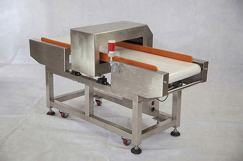 Used metal detectors for food processing (MS-809)