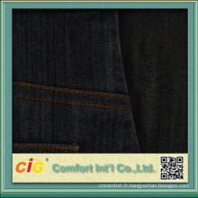 100% coton Jeans Fabric Demin tissu