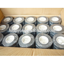 black fabric cloth insulation tape