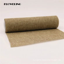 Flowering Wrapping Mesh Roll Linen