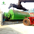Old Tire Pyrolysis Plant with Waste Tyres Oil as Furnace Fuel