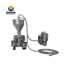 transportador de vacío químico neumático químico en polvo