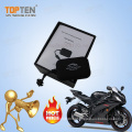 Горячий мотоцикл отслежывателя сбывания, отслежыватель мотоцикла GPS (MT09-kw)
