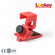 Small Handle Electrical Circuit Breaker Lockout Tagout