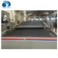 Hdpe upvc Haustier dick Dachplastik Poly Sheet Extrusion Maschine Linie zum Verkauf machen