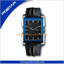 2016 neue quadratische Postar Watch Middle und Bestnote OEM und ODM Watch Hersteller