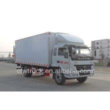 Boa Qualidade IVECO Refrigerador Caminhão De Transporte para venda, caminhão refrigerador
