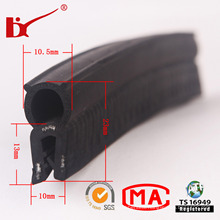 Produce Various EPDM Rubber Seal Strip Used for Automotive Industry