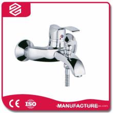 установите один рычаг душ смеситель современный смеситель горячей и холодной воды душ