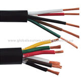 Multiple-core Cable for Automobiles