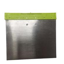 50# Carbon Steel  120mm  Putty Knife  Scraper Green Color PP Handle Paint Scraper