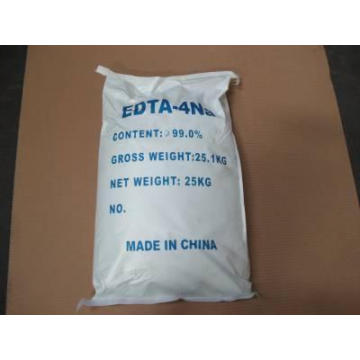 Ethylen-Diamin-Tetraacetic Acid (EDTA)
