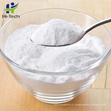 Hyaluronate de sodium en poudre de haute qualité pour aliments de santé
