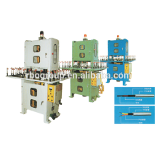 high speed shielded cable winding machine