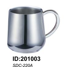 18/8 Tube en acier inoxydable de haute qualité en acier inoxydable Sdc-220A