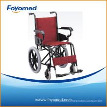 Gran calidad y precio Tipo de aluminio de la silla de ruedas (FYR1105)