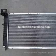 Aluminium radiator and plastic tank for all kinds of cars and trucks