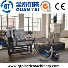 PE / PP / Pet / BOPP máquina de reciclaje de película metalizado / Pellet que hace la máquina