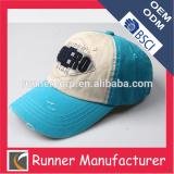 Basic 3D embroidery baseball cap