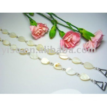 seashell metal bra straps