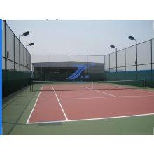 Valla de malla de alambre de tenis (TS-E125)
