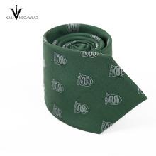 Gravata feito à mão lisa feita sob encomenda do laço dos homens de negócio